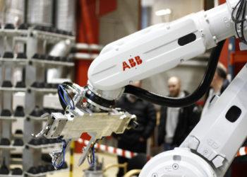 ABB Robot - DynaMate Värnamo