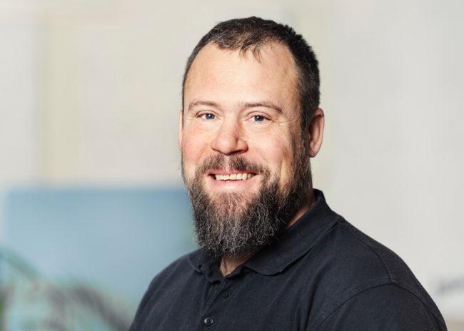 Johan Persson - Automationsansvarig DynaMate Eskilstuna